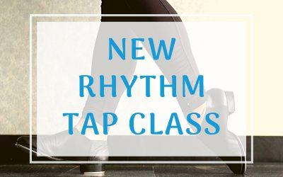 Rhythm Tap Class in Dubai