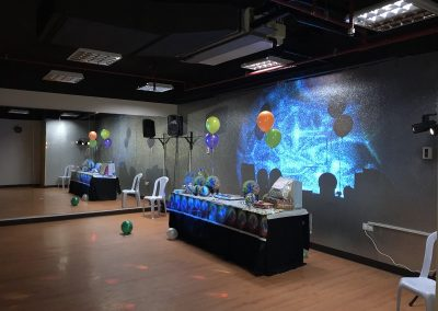 815 Disco Birthday Party in Dubai Silicon Oasis